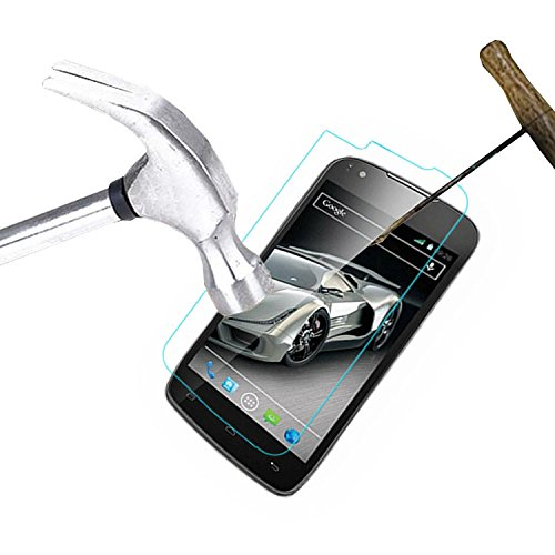 Acm Tempered Glass Screenguard For Xolo Q700s & Q700s+ Plus Mobile Premium Screen Guard Anti-Scratch Proof Protector  available at amazon for Rs.179