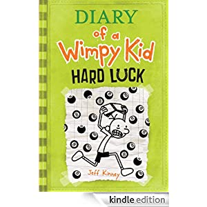 Diary Of A Wimpy Kid Hard Luck Amazon