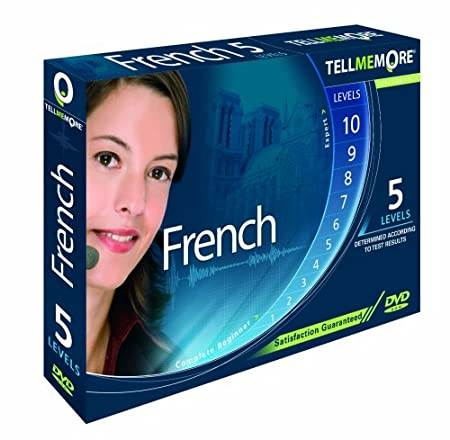 Tell Me More French Performance Version 9 (5 Levels)
