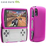 Case-Mate docomo Xperia PLAY SO-01D / R800i Barely There Case, Matte Hot Pinkエクスペリア プレイ用 ベアリー・ゼア ケース マット・ホット・ピンク CM014645