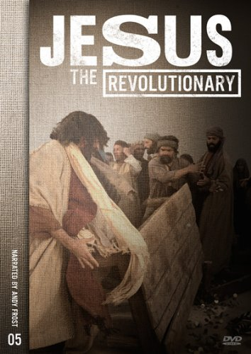 Jesus - The Revolutionary [DVD] [Region 0]