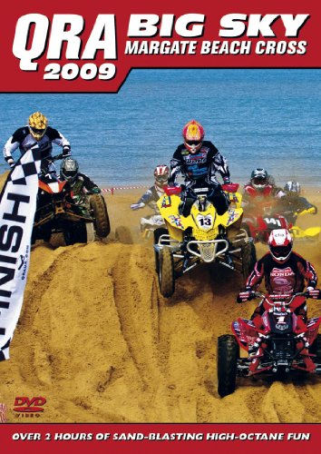 QRA Big Sky Beach Cross - Quad Biking Championship 2009 [DVD]