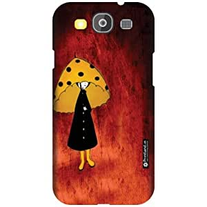 Printland Back Cover For Samsung Galaxy S3 Neo - Abstract Art Designer Cases