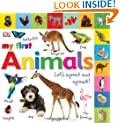 My First Animals: Let's Squeak and Squawk (My First: Animals) (TAB BOARD BOOKS)