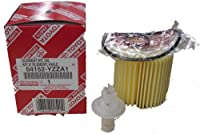 Toyota Genuine Parts 04152-YZZA1 1/2 case (QTY5) Oil Filters from Toyota