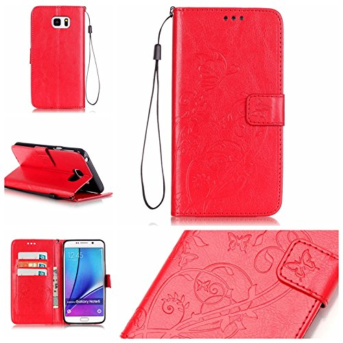 samsung-galaxy-note-5-case-cover-with-free-screen-protector-funyye-elegant-premium-folio-pu-leather-