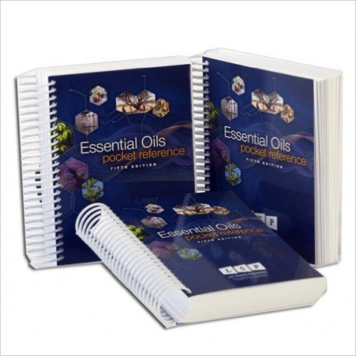 Essential Oils Pocket Reference (Young Living Oils Book compare prices)