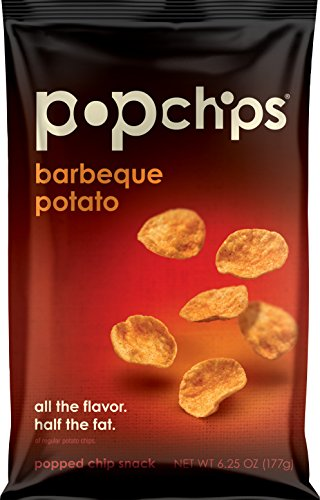 Popchips Potato Chips, BBQ, 6.25 Ounce (Pop Chips Tomato compare prices)
