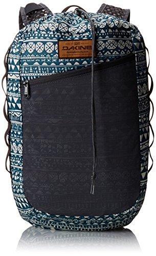 Dakine, Zaino Stowaway, Blu (Mako), 46 x 31 x 15 cm, 21 litri