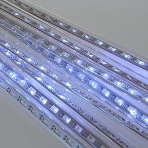 Buyin-now 8P 50cm Mini LED meteor shower Fairy Light 240 LED