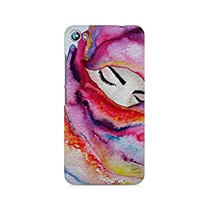 Mobicture Ship Premium Printed Case For Micromax Canvas Fire 4 A107