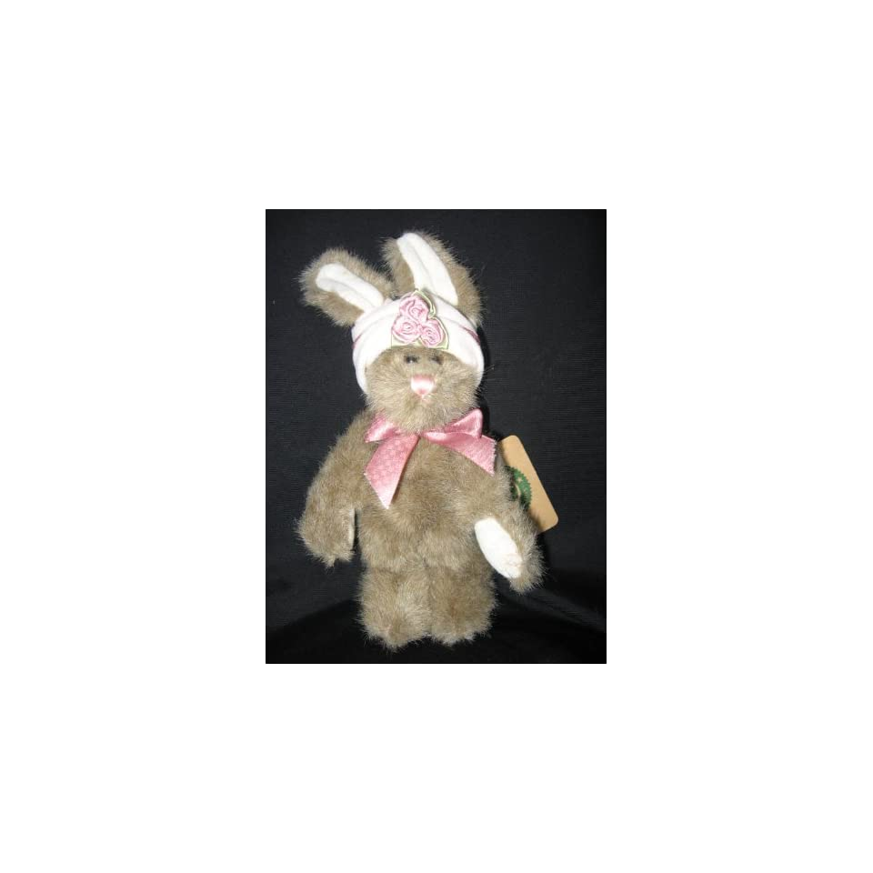 Boyds Bears & Friends 6 Plush Poseable Lucinda de la Fleur Hare