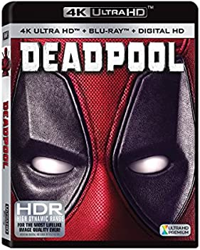 Deadpool 4K Ultra HD on Blu-ray (2016)
