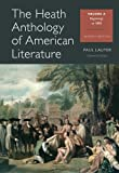 The Heath Anthology of American Literature: Volume A (Heath Anthology of American Literature Series)