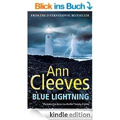 Blue Lightning (Shetland) (English Edition)