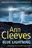 Ann Cleeves Blue Lightning (Shetland)