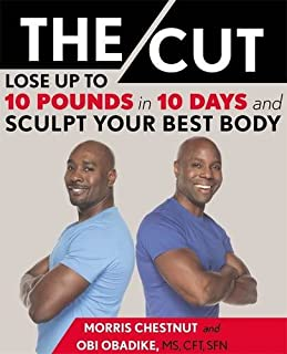 Book Cover: The Cut: Lose Up to 10 Pounds in 10 Days and Sculpt Your Best Body