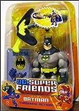 DC Super Friends Batman Action Figure Gray with Black