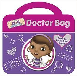 Doc McStuffins Doctor Bag (Disney Doc Mcstuffins): Disney Book Group ... Doc Mcstuffins Bag