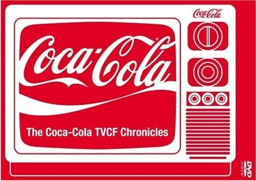 The Coca-Cola TVCF Chronicles [DVD]