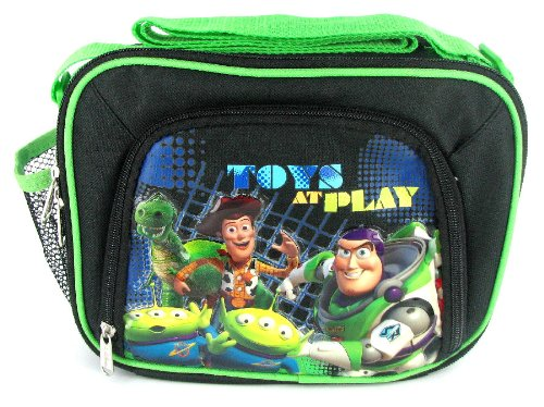 Toy Story 3 Insulated Soft School Lunch Bag Kit