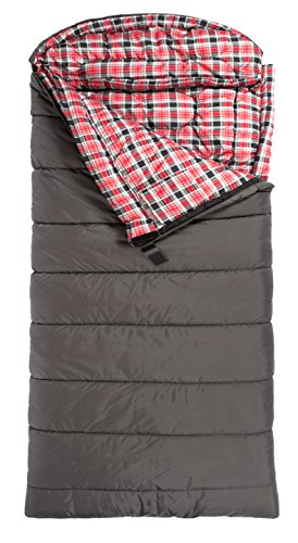 TETON-Sports-Celsius-XXL-18C0F-Sleeping-Bag-Free-Compression-Sack-Included