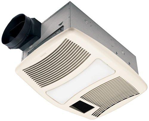 NuTone QTXN110HFLT 110CFM Bath Fan With Heater And