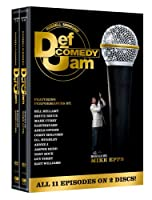 Def Comedy Jam All 11 Episodes from Hbo Home Video