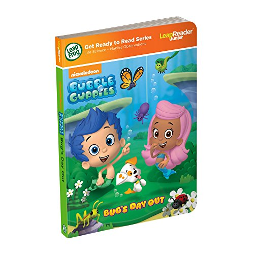 LeapFrog Nickelodeon Bubble Guppies: Bug's Day Out (for LeapReader Junior and Tag Junior) - 1