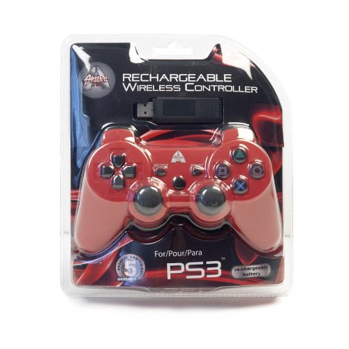Arsenal Gaming  Wireless Controller, PlayStation 3 arsenal leicester city