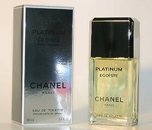 Chanel Platinum Egoiste edt Spray 100 ml.