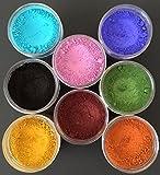 Cosmetic Grade Matte Colorant for DIY Mineral Makeup & Soap Makings