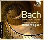 BACH. Brandenburg Concertos. AAM/Egar...