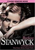 Cover art for  Barbara Stanwyck Collection