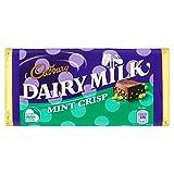 Cadbury Dairy Milk Mint Crisp (54g)