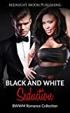 ROMANCE: Black and White Seduction (BBW Interracial BWWM Pregnancy Romance Collection) (Contemporary African American Short Stories)