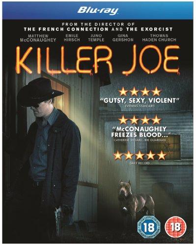 Killer Joe [Blu-ray] [Reino Unido]