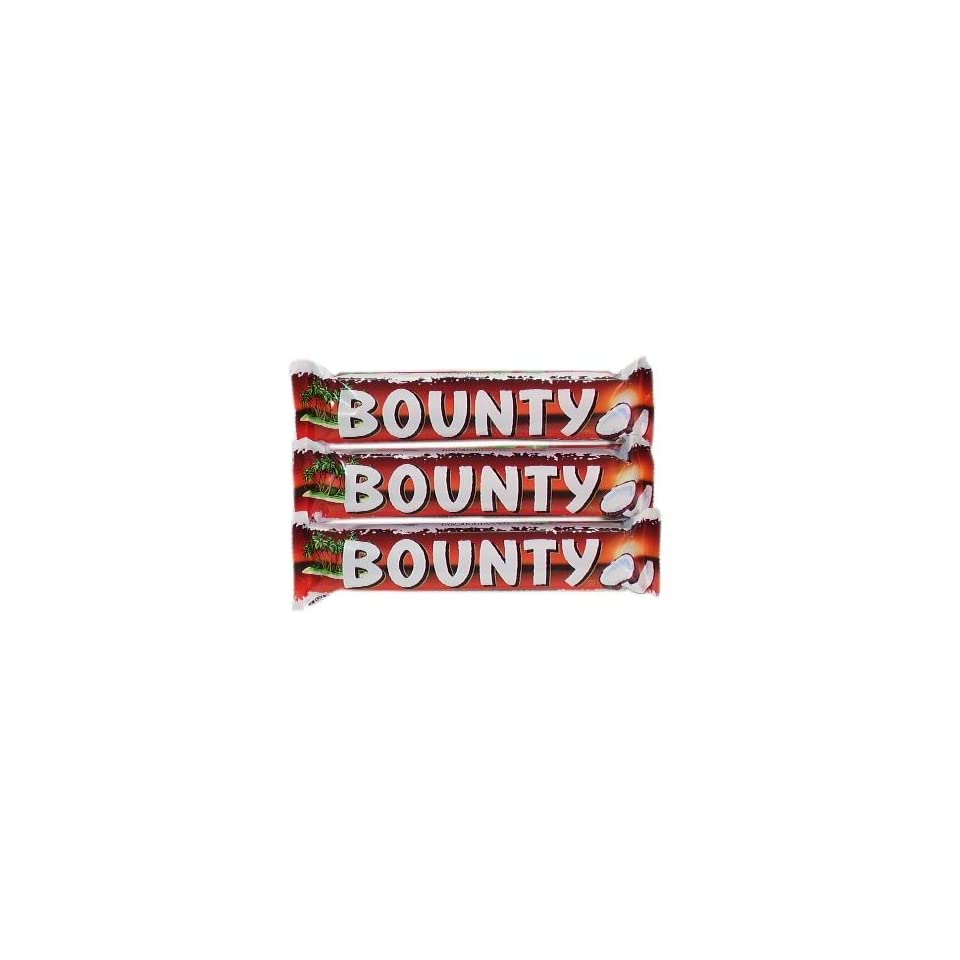 Bounty Bar With Dark Chocolate Pack 3 Bars On Popscreen