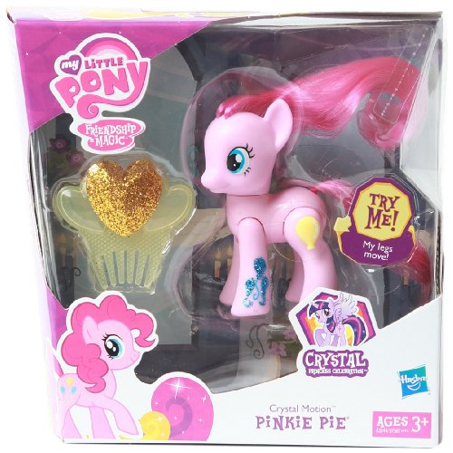 My Little Pony Crystal Motion Pinkie Pie Doll - 1