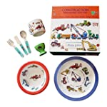 7 Piece Children's Melamine Gift Set...