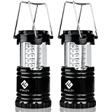 Etekcity 2 Pack Portable Outdoor LED Camping Lantern...