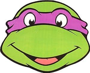 Teenage mutant ninja turtles donatello card face mask