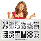 MoYou-London Nail Art Image Plate Princess Collection - 13