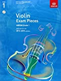 ABRSM Violin Exam Pieces 20122015, ABRSM Grade 1, Score, Part & CD: Selected from the 2012-2015 syllabus (ABRSM Exam Pieces)