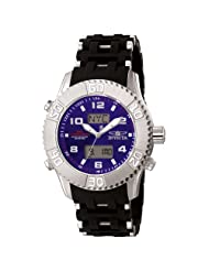 Invicta Men's 5393 Sea Spider Collection Ana-Digi GMT Chronograph Watch