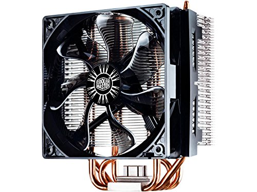 Cooler Master Hyper T4 CPU Cooler with 4 Direct Contact Heatpipes RR-T4-18PK-R1 (Cooler Master Advanced compare prices)