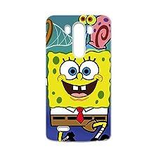 buy Cute Ponge Bob Squarepants Design Best Seller High Quality Phone Case For Lg G3
