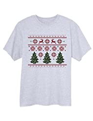 Christmas Sweater Funny Novelty Shirt