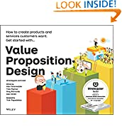 Alexander Osterwalder (Author), Yves Pigneur (Author), Gregory Bernarda (Author), Alan Smith (Author), Trish Papadakos (Designer)  (84)  Buy new:  $35.00  $25.37  88 used & new from $14.95