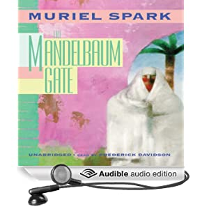 The Mandelbaum Gate (Unabridged)